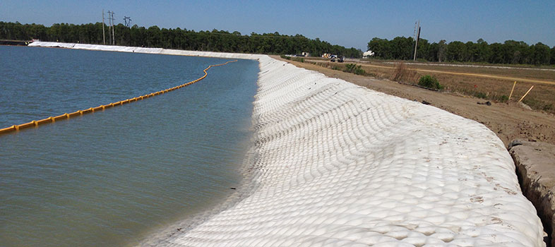 Hydrotex Fabric-Formed Concrete Revetment Systems
