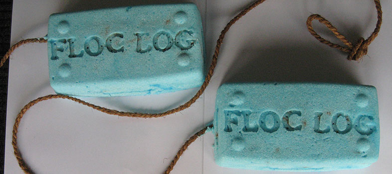Applied Polymer Systems Floc Logs